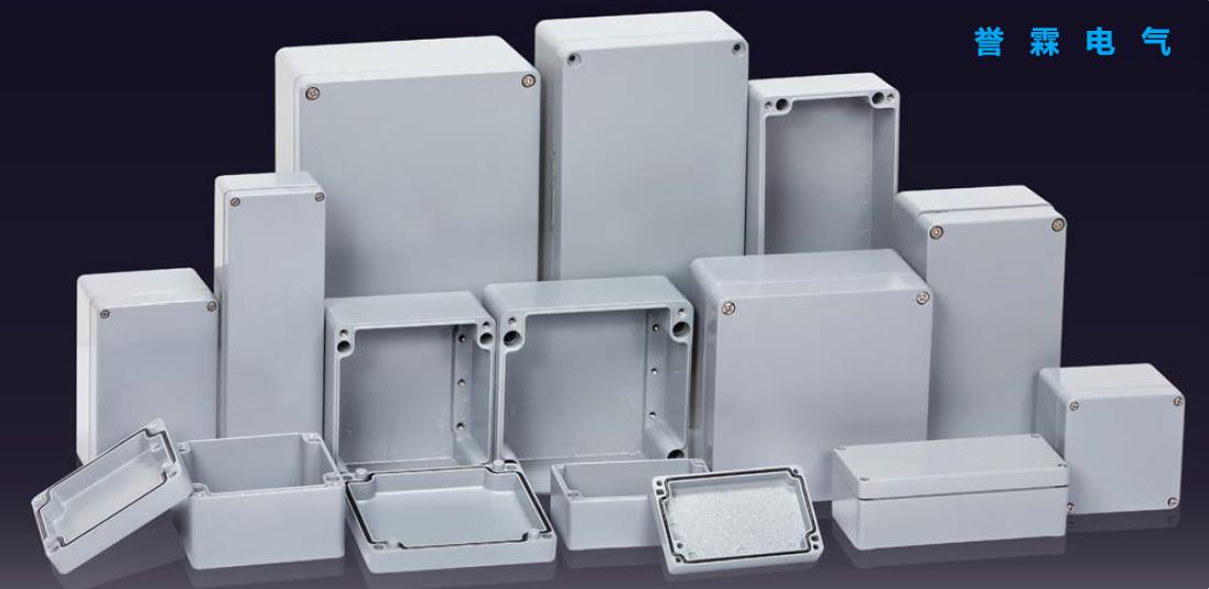 鑄鋁電氣箱
